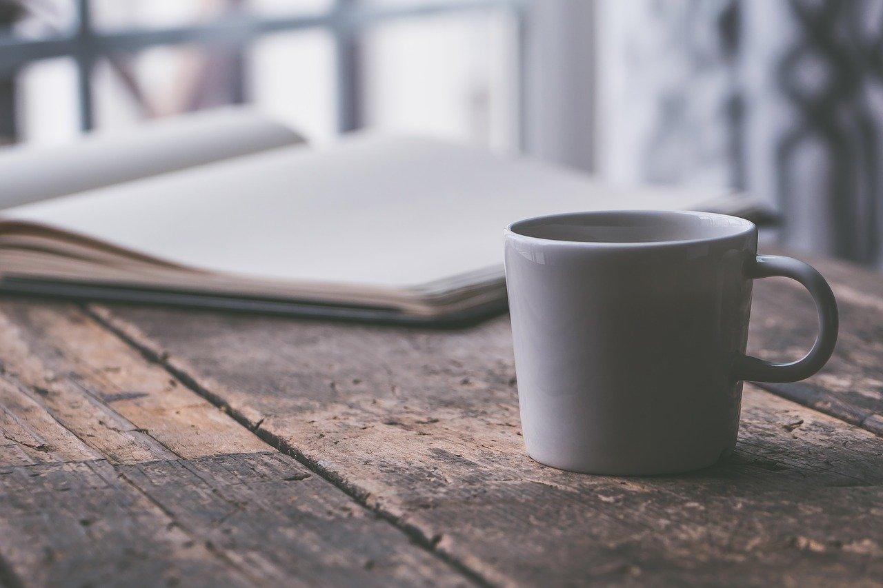 black coffee, coffee, cup